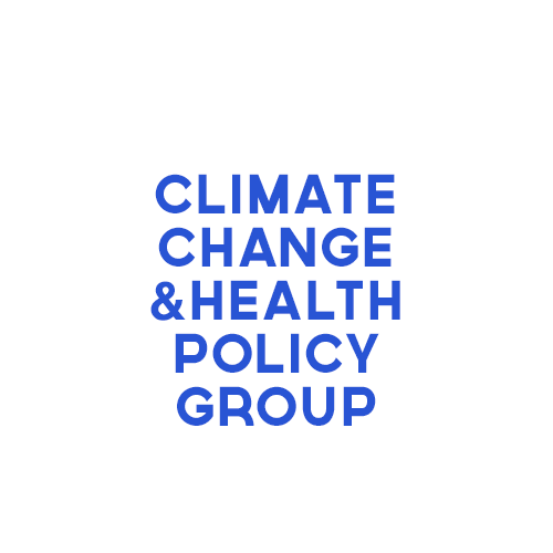 Climate Change and Health Policy Group: Convening & Facilitation, 2015 – present