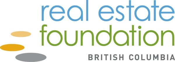 Real Estate Foundation of British Columbia logo