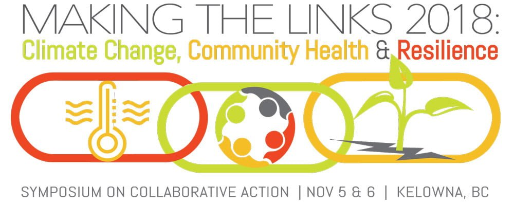 Making the Links 2018: Climate change, community health & resilience