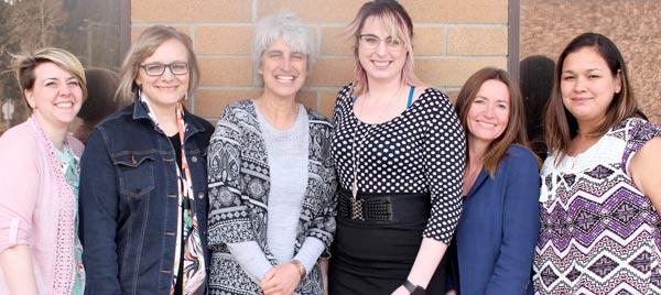 United Way Thompson Nicola Cariboo Community Wellness Team
