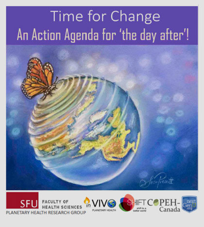 "Time for change: An action agenda for the ""day after""."