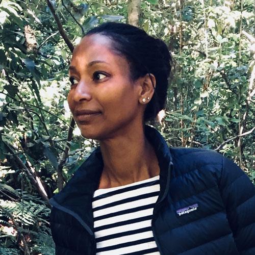 Dr. Cheryl Teelucksingh.